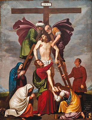 Jean Boucher, Descente de Croix (1626)