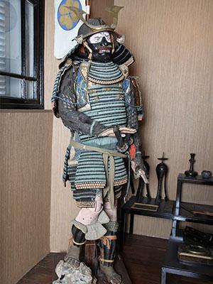 Armure japonaise de samouraï (XIXe siècle)