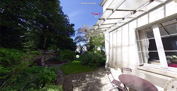 Visite virtuelle Maison-Musée Lansyer