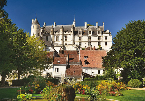 Logis royal - Loches