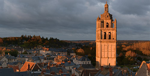 Tour Saint-Antoine - Loches