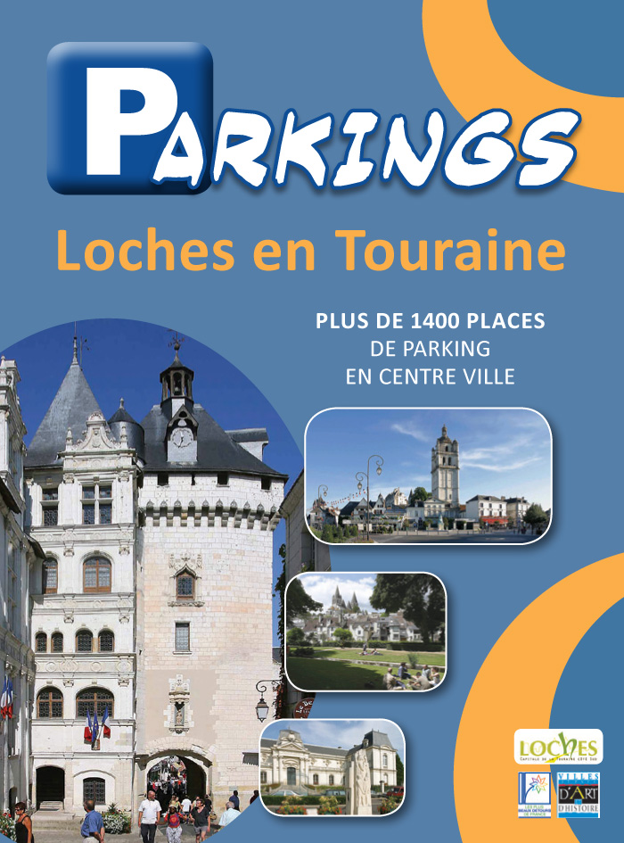 Plan des parkings