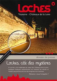 Loches, cité des mystères